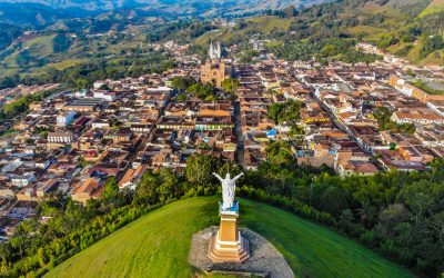 Colombia's Heritage Towns Part 7: Jericó.