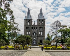 Jardin Iglesia Inmaculada Concepcion