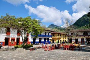 Jardín Plaza Libertador