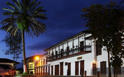 Colombia's Heritage Towns, Part 10: Salamina.