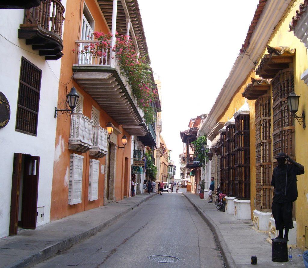 Cartagena de Indias Calle
